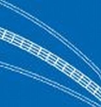 Polycarbonaat, ISO 3-wandig, pyramidevorm