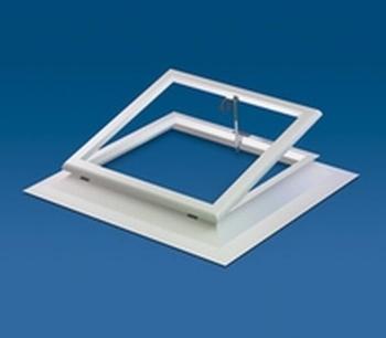 Aluminium, solo, vierkant
