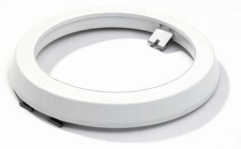 Aluminium, tandem, rond