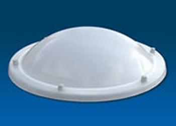 Polycarbonaat, 2-wandig, rond